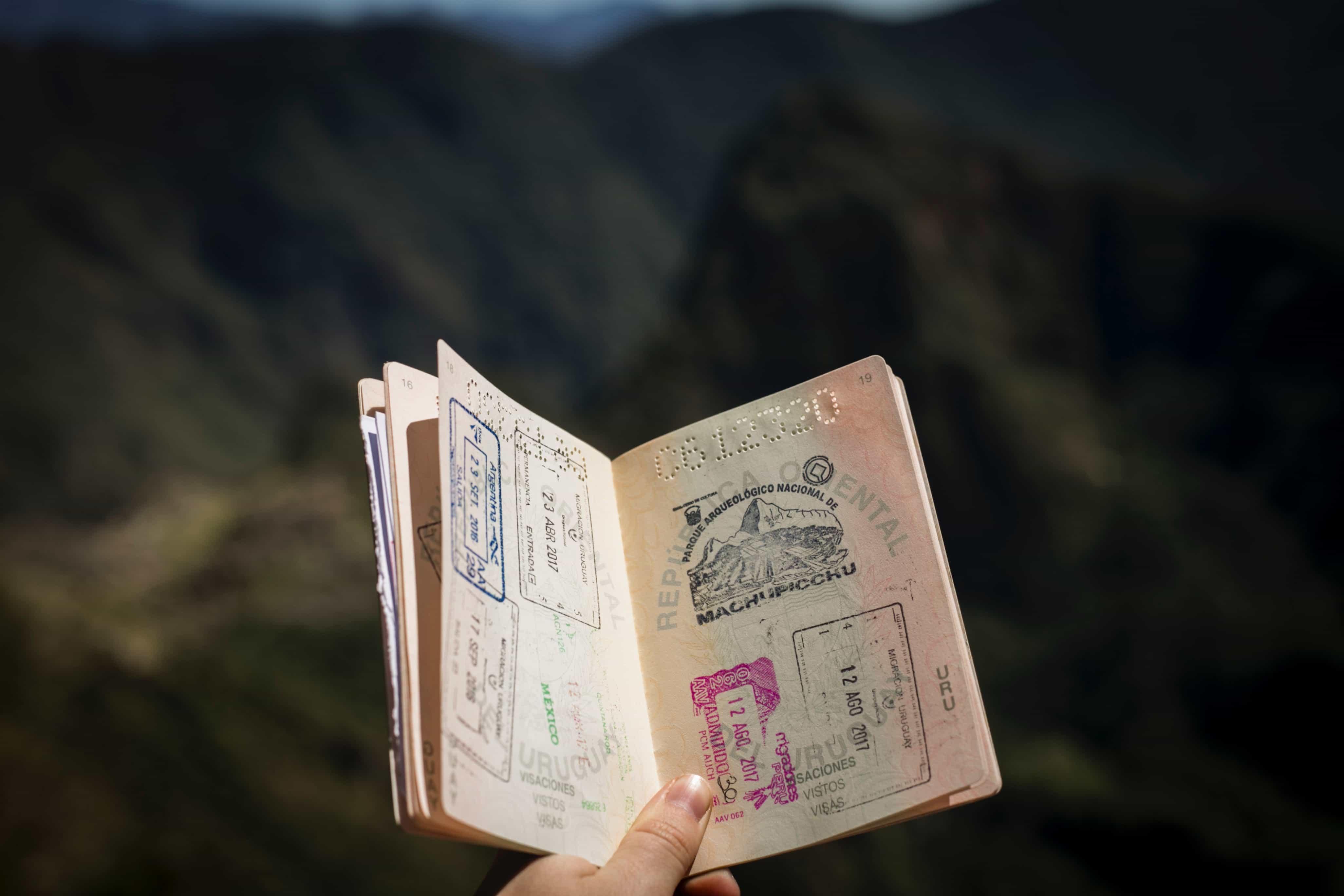 Schengenvisum Suriname Nederland Kort Verblijf Waldostravel